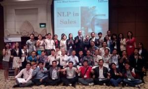 NLP in Sales - Cambodia, Graduation 2