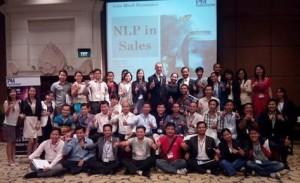 NLP in Sales - Cambodia, Graduation