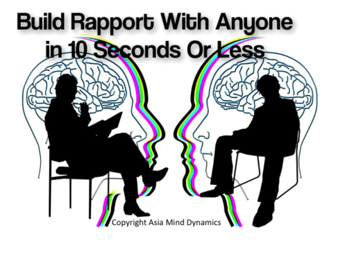 Build Rapport With Anyone In 10 Seconds Or Less